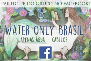 Water Only Brasil - Apenas Água - Cabelos
