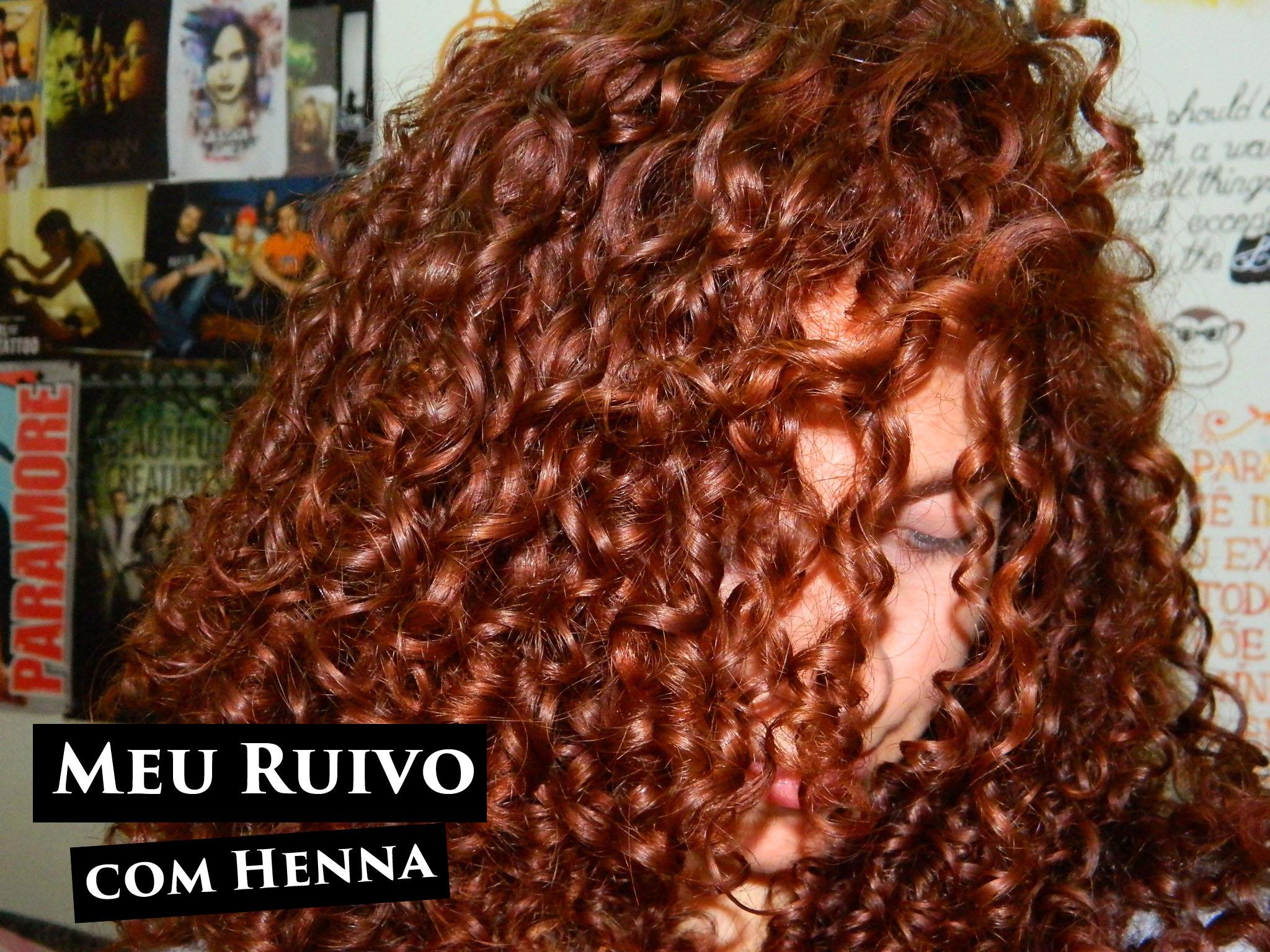 Tudo Sobre O Meu Ruivo Que Nao Desbota Sem Descolorir Henna