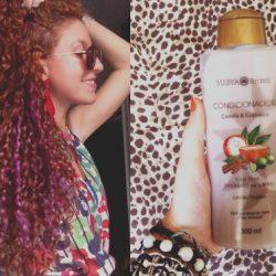Resenha: Condicionador Surya Brasil - Canela e Cupuaçu para cabelos tingidos